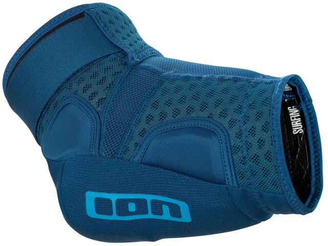 ION E-Pact Elbow Guards ocean blue